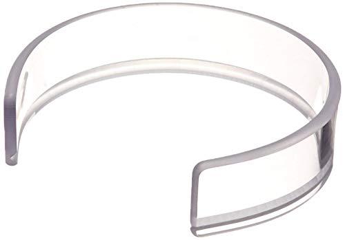 Sammons Preston Onzichtbare Voedselgarde, Herbruikbare Snap-On Plastic Ring Past 6