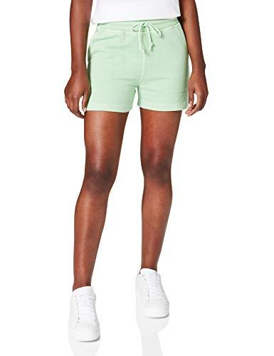 GANT Damen D2. Sunfaded Sweat Shorts, Pastel Green, S
