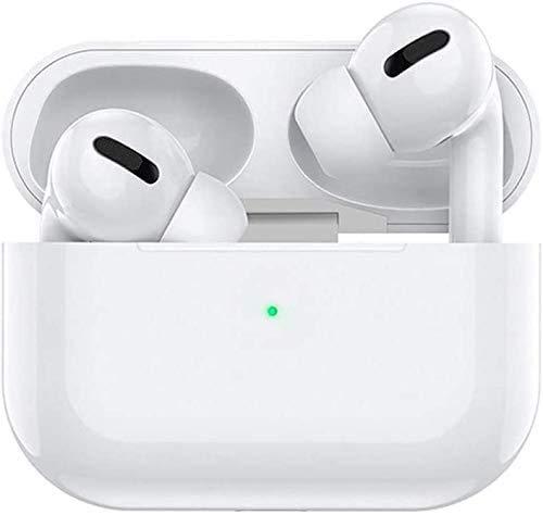 Bluetooth-Kopfhörer,kabellose Touch-Kopfhörer HiFi-Kopfhörer In-Ear-Kopfhörer Rauschunterdrückungskopfhörer,Tragbare Sport-Bluetooth-Funkkopfhörer,Für Airpods Android/iPhone/Samsung/Airpods Pro…
