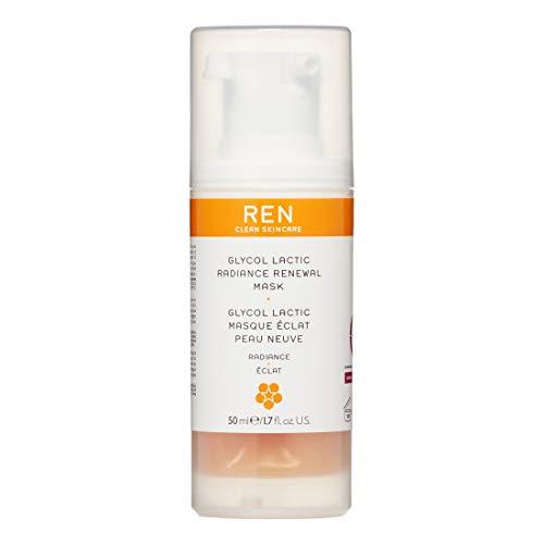 REN REN Radiance Glycolactic Renewal Mask, 50 ml