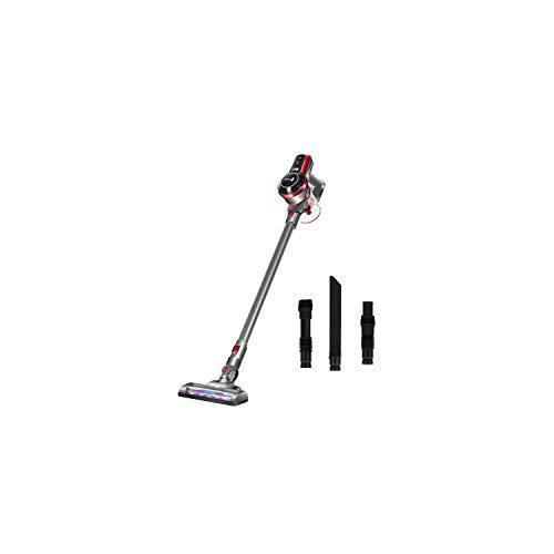 Fagor FG3310 – Aspirador escoba 2 en 1 inalámbrico, autonomía 40 minutos, cepillo motorizado, cabezal giratorio 180°, recipiente 0,8 l