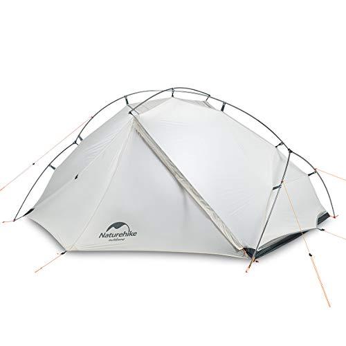 Naturehike VIK Tent Ultralight 3 Season Backpacking Tents with Footprint...