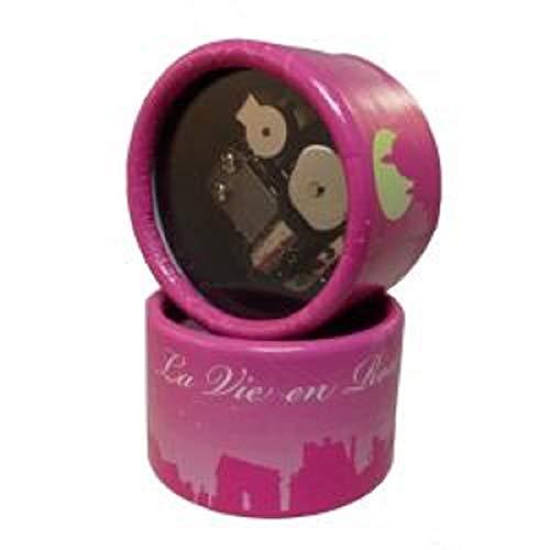 Boîte à musique manivelle - La vie en rose