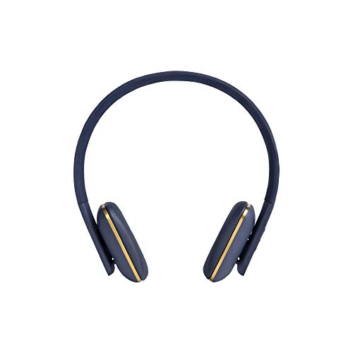 Ahead - Auriculares con Bluetooth, Color Azul