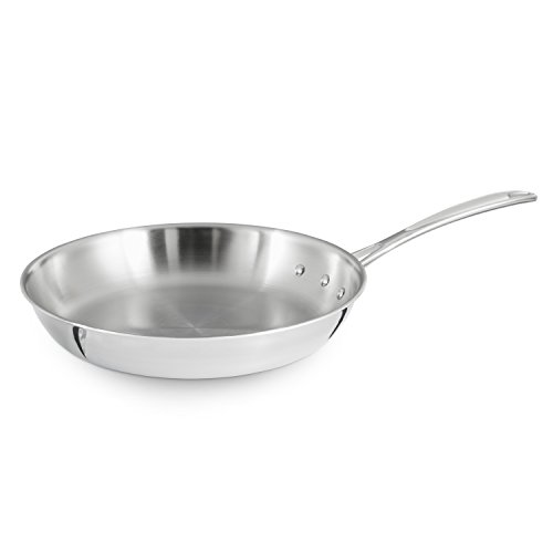 Calphalon Tri-Ply Stainless Steel 10-Inch Pan