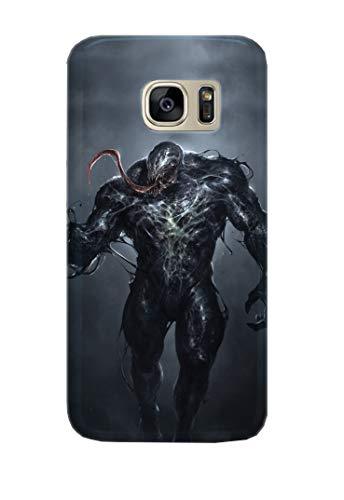 Case Me Up Coque téléphone pour Samsung Galaxy S7 Venom Spider Man Eddie Brock Mac Gargan Marvel Comics 21 Dessins