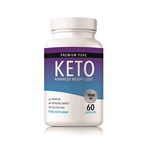 Premium Pure Keto Advanced Weight Loss Formula - SUPPLEMENT PARADISE