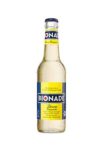 MEHRWEG Bionade Bionade mit Zitrone & Bergamotte (330 ml) - Bio