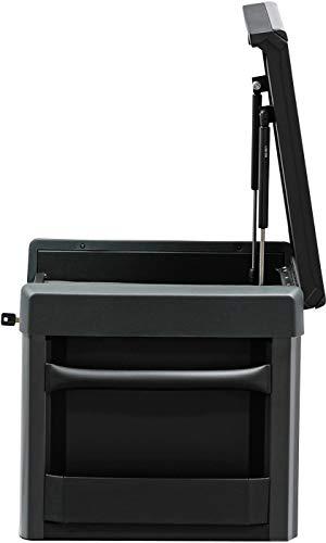 BGS 4112 | Werkstattwagen-Aufsatz für Werkstattwagen PROFI | 4 Schubladen | leer - 2