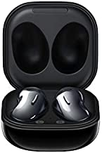 SAMSUNG Galaxy Buds Live True Wireless Earbuds US Version Active Noise Cancelling Wireless Charging Case Included, Mystic Black