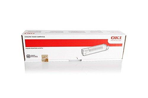 Original OKI 44059256 fur MC 861 DN Plus Premium Drucker Kartusche Schwarz 9500 Seiten
