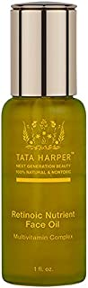 Tata Harper Retinoic Nutrient Face Oil | 100% Natural & Non Toxic | Lightweight, Youth-Giving Face Oil | 30ml