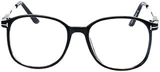 Large Nerdy Thin Plastic Frame Clear Lens Eye Glasses Frame Eyewear