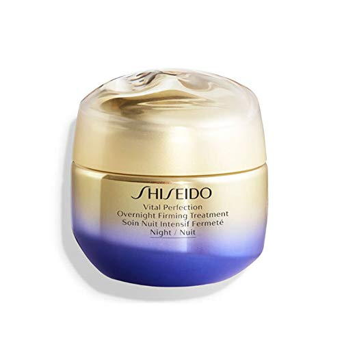 SHISEIDO Vital Perfection Overnight Firming Treatment Nachtcreme, 50 ml