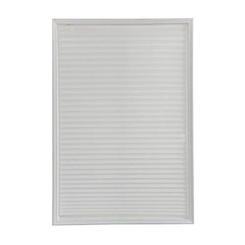 Plissee Jalousie ohne Bohren, Sonnenschutzjalousien für Fenster und Türen, Plissee-Jalousien sofort einfach zu installieren, Plissee-Vorhang Datenschutzschutzvorhänge
