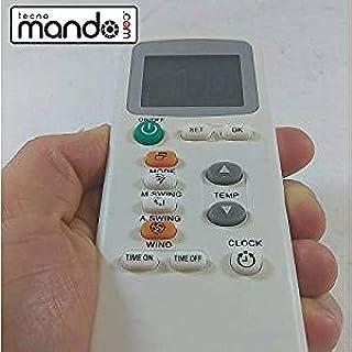 Mando Aire Acondicionado Johnson - Mando a Distancia Compatible 100% con Aire Acondicionado Johnson Entrega en 24-48 Horas. Johnson MANDO COMPATIBLE