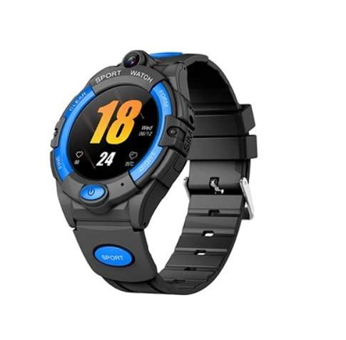 I10-smartwatch para niños, Smart Watch 4g, WiFi, tarjeta SIM, videollamada, sos, GPS, rastreador, bebé, niños, niñas, Android, iOS, azul,