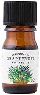 生活の木 エッセンシャルオイル グレープフルーツ 5ml 08-020-1020