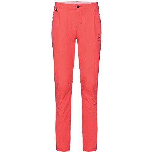 Odlo Pants KOYA Cool Pro Pantalon Femme, Dubarry, 36