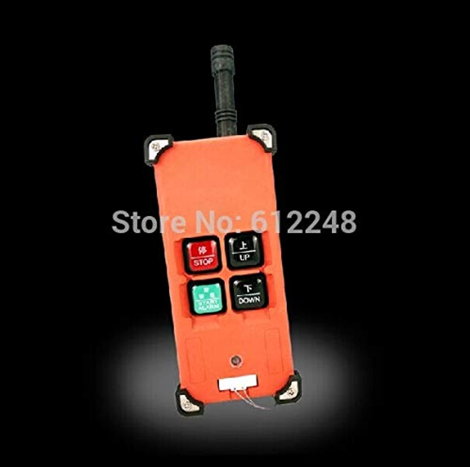 Micro Electric Electric Electric Hoist Remote Control Wireless