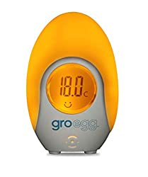 Groegg colour changing room thermometer