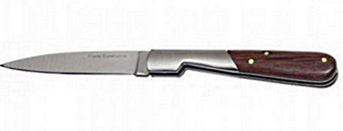 Pradel Excellence Taschenmesser mit Holzgriff FS2070 Vendetta 26,7 x 8,2 x 1,7 cm