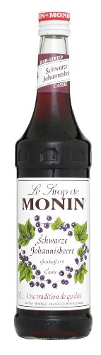 Monin Cassis / schwarze Johannisbeere Sirup 700ml