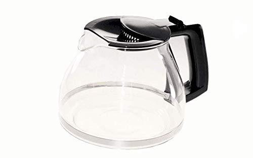 Glaskanne 6563530 kompatibel / Ersatzteil für Melitta M650-0202 LOOK III Kaffeemaschine