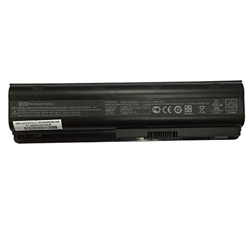 7XINbox MU06 MU09 Batería de Repuesto para computadora portátil HP 593553-001 593554-001 593562-001 HP Pavilion G4 G32 G42 G62 G72 DM4, DM3 DV3 DV5 G4 G6 G7 10.8V (6-célula 4200mAh)