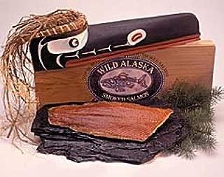 Smoked Coho (Silver) Salmon-1/2 pound fillet