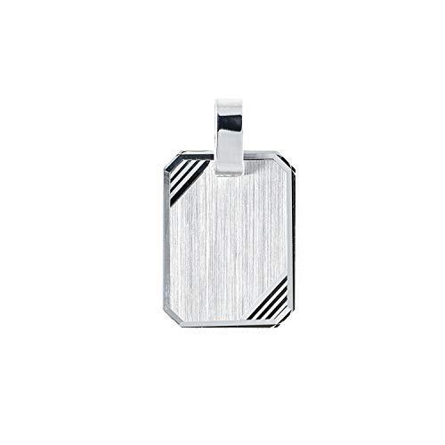 amor Anhänger Unisex aus Silber 925 rhodiniert