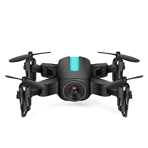 JJDSN RC Mini Drone 720P Cámara HD, Control Remoto Plegable Quadrocopter WiFi FPV Micro Pocket RC Helicóptero Juguetes, 1080P Blanco