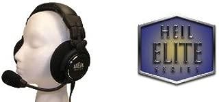 Heil PSE-IC Headset & Boom mic, Deluxe, Icom