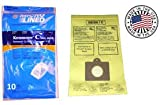 10 Sears Kenmore Vacuum Cleaner Bags 5055 50557 50558 Canister DVC