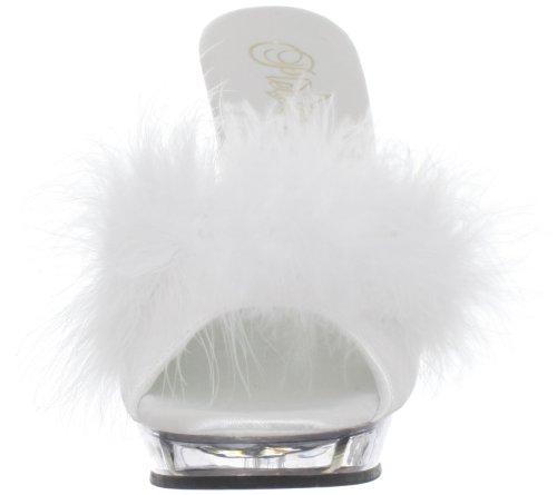 Fabulicious Lip-101-8 sexy High Heels Mini-Plateau Mules - 2