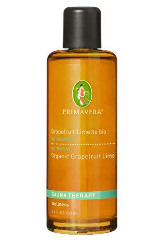 Primavera Bio Aroma Sauna Grapefruit Limette, 100 ml