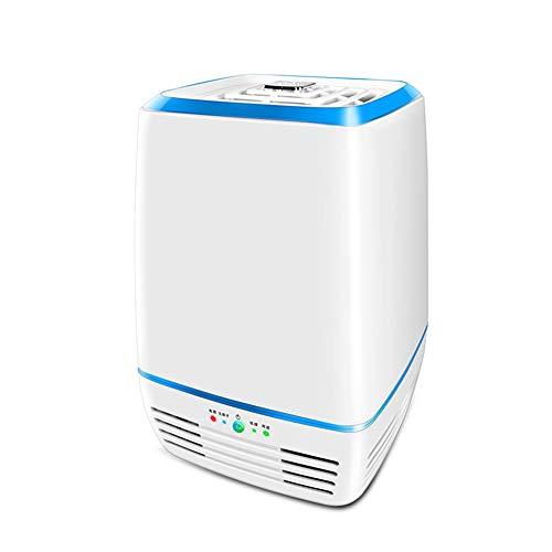 ABCWY Luftreiniger Für Zu Hause Mit Echtem HEPA-Filter,tragbare Luftreiniger Mit Anionenreinigung,für Allergien/Haustiere/Raucher/Keime