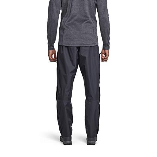 Berghaus Men's Deluge Waterproof Breathable Over Trousers, Black, XL