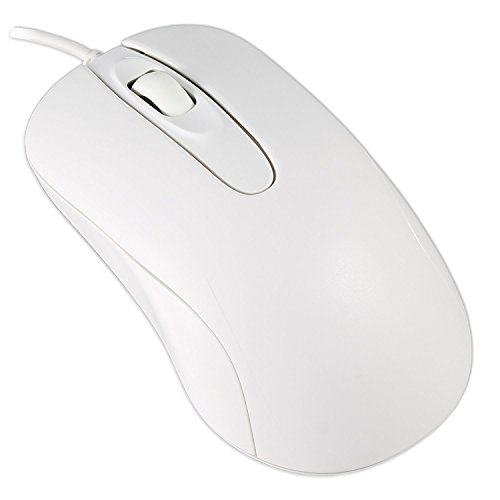 Medizinische Maus C Mouse, wischdesinfizierbar, spritzwassergeschützt, Zertifizierung nach IP 65