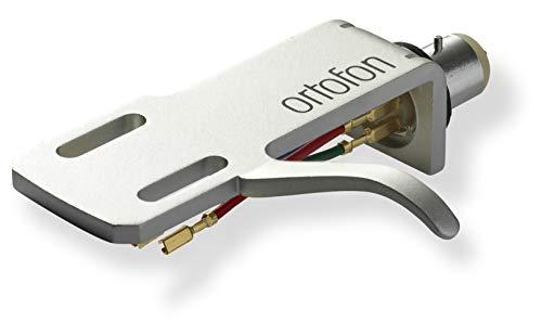 Ortofon SH-4 - Carcasa de aluminio con conexión SME, color plateado