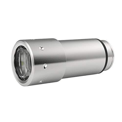 LED Lenser 7310 Taschenlampe, Aluminium, silber, 11 x 6 x 3 cm