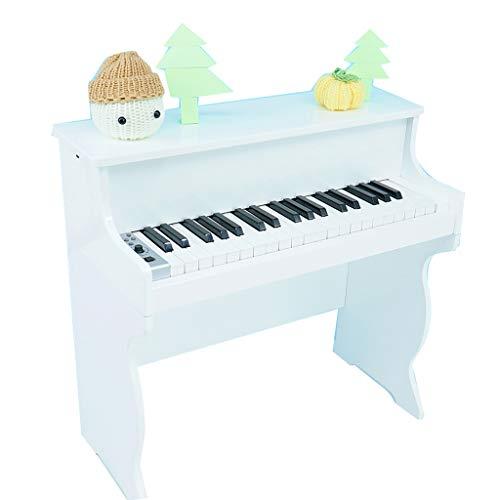 yankai 37 Tasten Klaviertastatur, E-Piano Für Kinder, Hammer-Piano Mit 37 Tasten, 99 Arten Von...