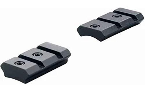 Mark 4 Picatinny-Style Scope Base, Savage 10/110 Round Rcvr 2-pc (8-40 Adaptable) Matte