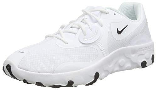Nike Wmns Renew Lucent II, Scarpe da Corsa Donna, White/White-Black, 38 EU
