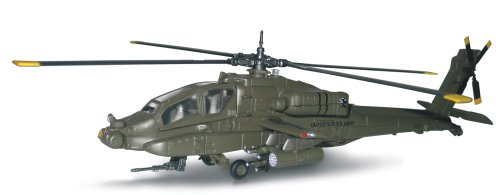 New Ray 1/55 D/C AH-64 Apache Helicopter
