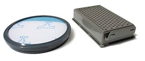 MI:KA:FI Filter-Set | für Rowenta + Moulinex + Tefal | Modelle Compact Power Cyclonic | wie ZR005901