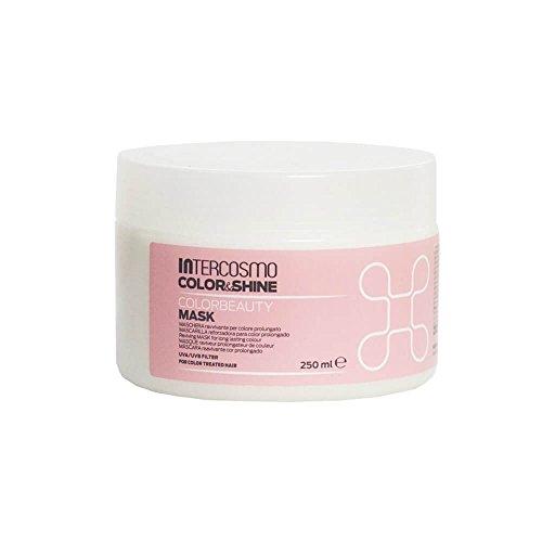 Intercosmo - Color&Shine Colorbeauty - Mascarilla reparadora, 250 ml