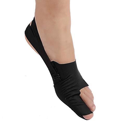 Hallux Valgus Corrector, Separador ultra delgado de dedos de los pies del pulgar Juanete Ideal Hallux Valgus Separador ortopédico aparatos ortopédicos y del dedo del pie para aliviar el dolor(M)