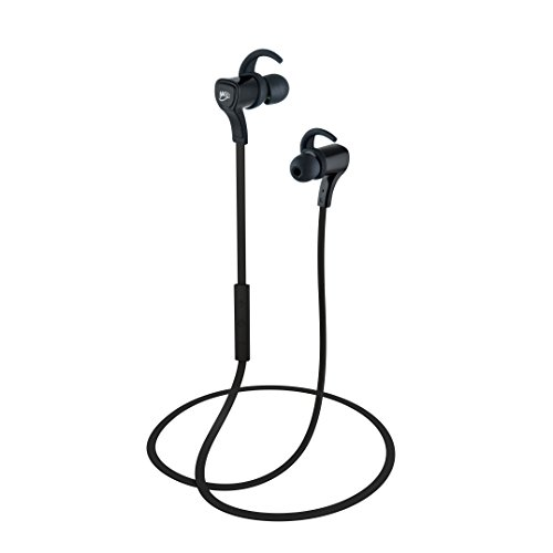 MEE audio Air-Fi Metro2 AF72 Bluetooth Wireless Noise-Isolating In-Ear Stereo Headset