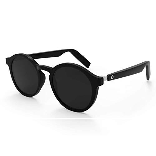 Lucyd Lyte Bluetooth Sunglasses - Music Sunglasses for Hi-fi Audio and Calls - Polarized Sunglasses and Blue Light Blockers (LATEST MODEL) (Moonshot - Sunglass)